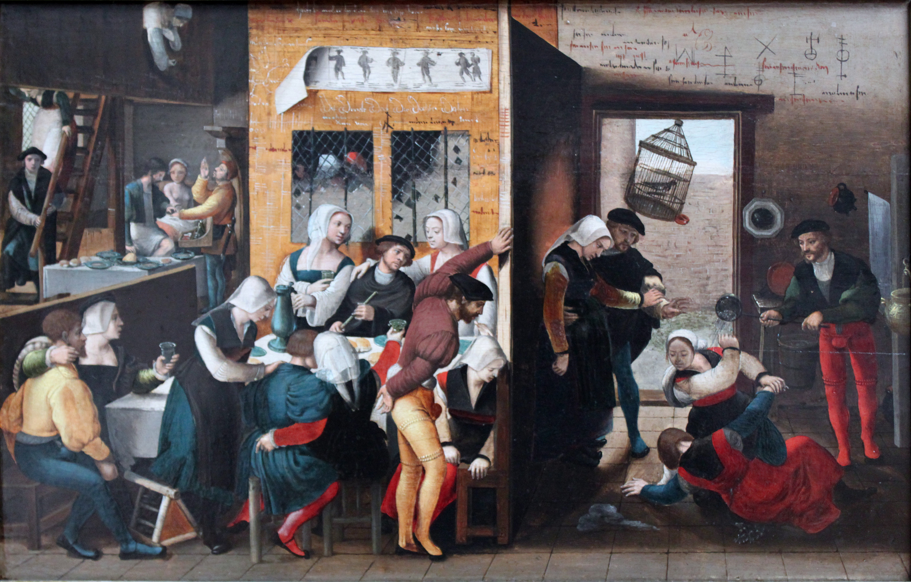 prostitution in sixteenth century italy Sixteenth century seventeenth attitudes to prostitution have oscillated throughout the ages often they were determined by the immediate interests of the.
