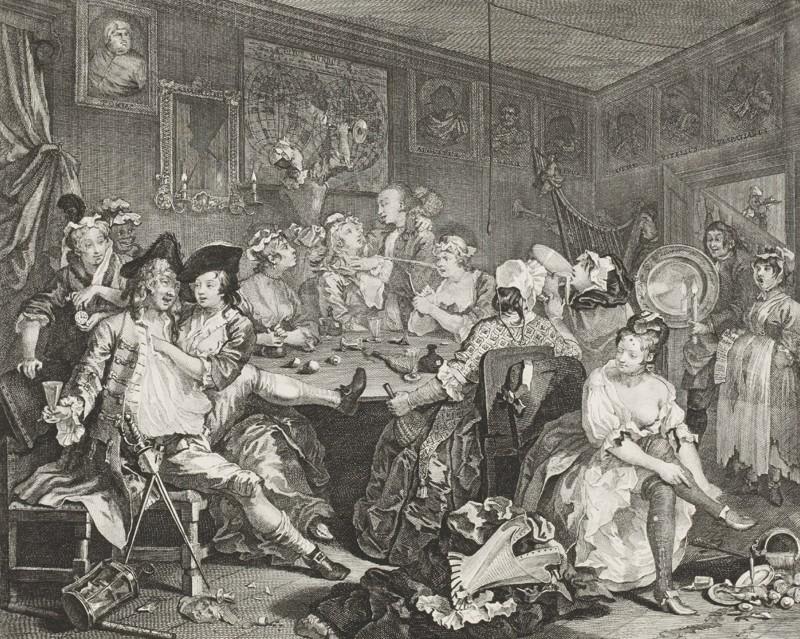проституток европе средневековой наказание в