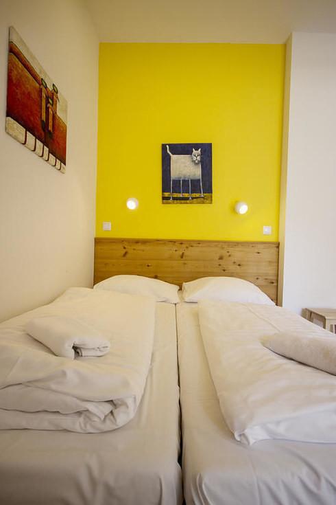 Hostel Ruthensteiner - Вена, Австрия дешево и сердито, европа, путешествия, хостелы