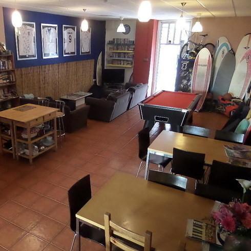 Paintshop Hostel - Фигейра да Фоз, Португалия дешево и сердито, европа, путешествия, хостелы