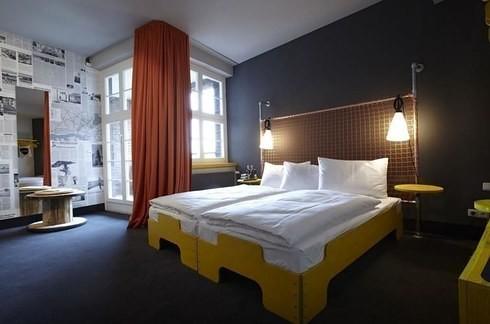 Superbude Hotel Hostel St. Pauli - Гамбург, Германия дешево и сердито, европа, путешествия, хостелы