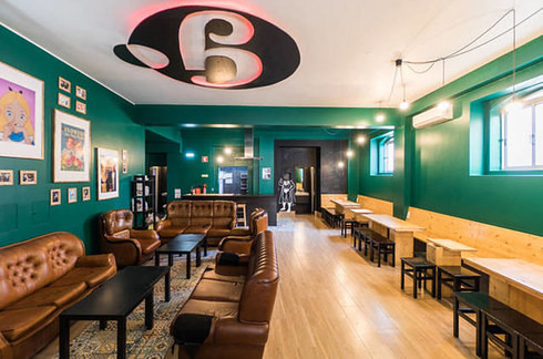 G-Spot Party Hostel - Лиссабон, Португалия дешево и сердито, европа, путешествия, хостелы