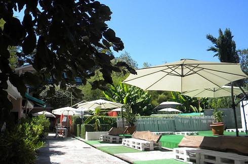 Wiki Hostel and Green Village - Рим, Италия дешево и сердито, европа, путешествия, хостелы