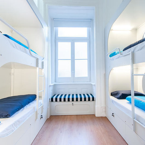New Lisbon Concept Hostel - Лиссабон, Португалия дешево и сердито, европа, путешествия, хостелы