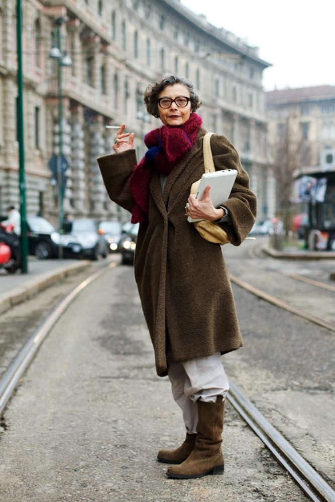 отлично справляется как одеты пенсионерки европы зимой фото сломанного