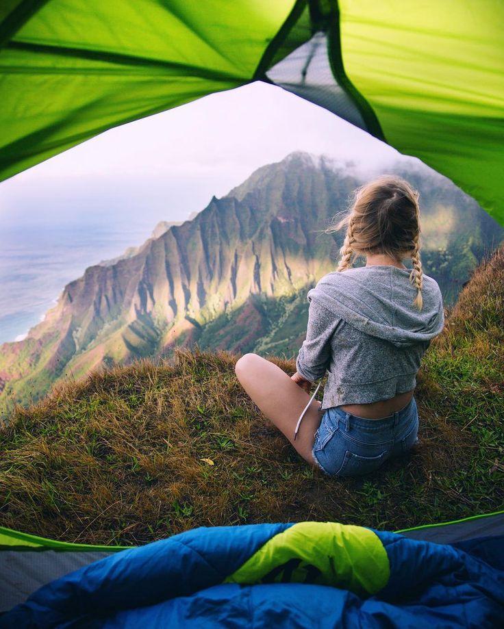 фото девушек в палатке модели момент