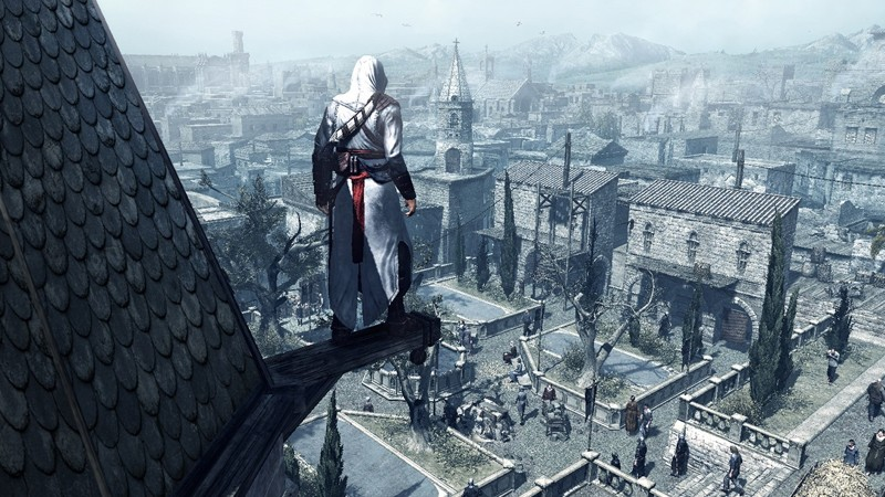 Серия игр Assassin's Creed