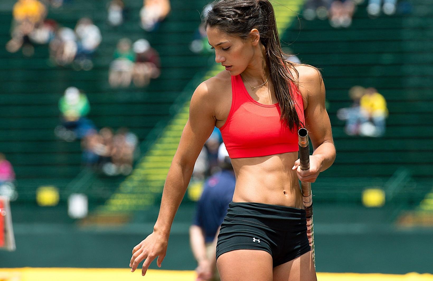 Фото 18 спортсменок, Спортивные девушки -фото. Спортсменки 14 фотография