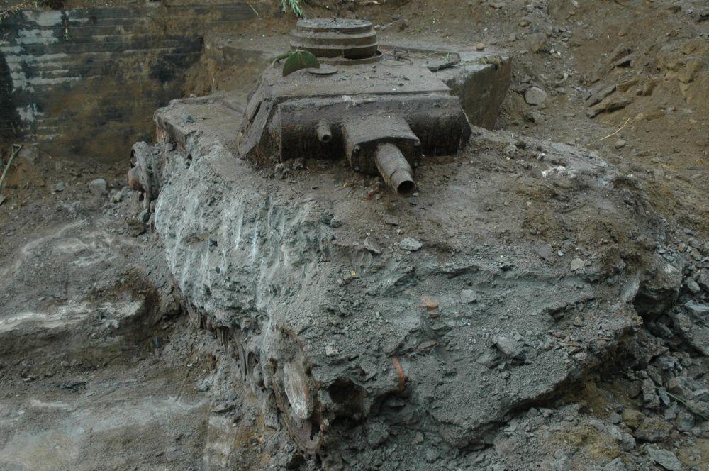 Танки войны! найденные танки вов.