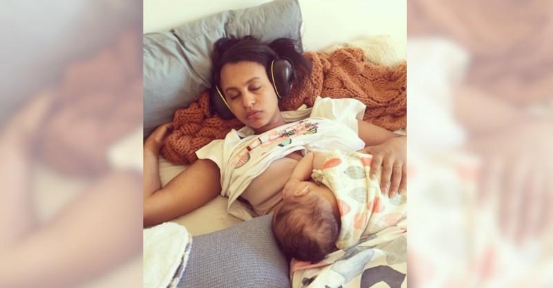 Реальный секс мама с малышом