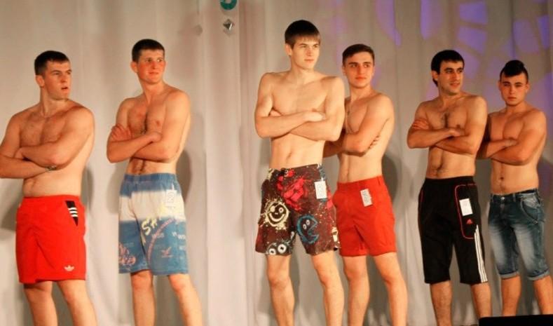 Русский мужской душ видео