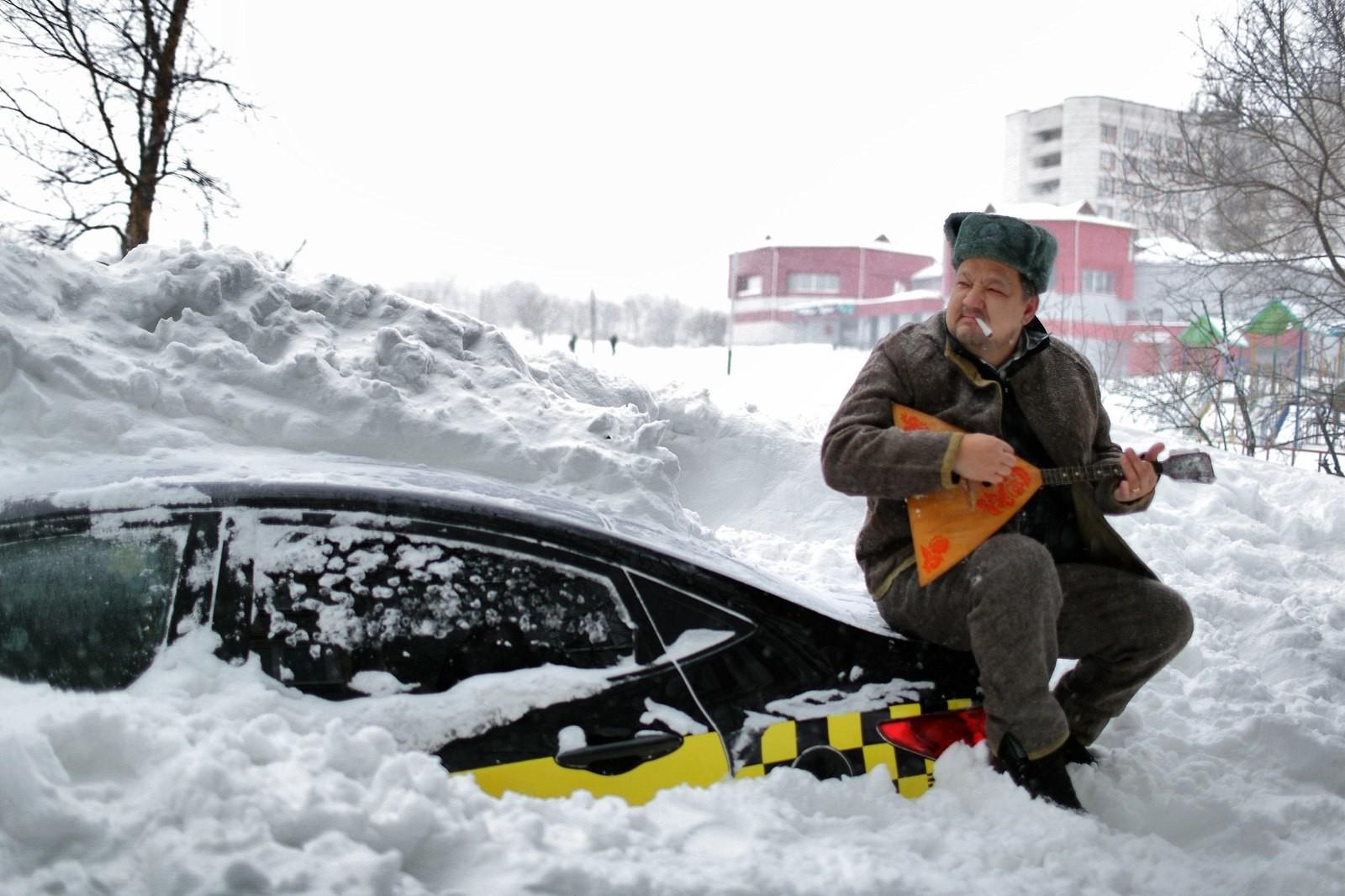 сне смешное фото снегопада пузырь полый
