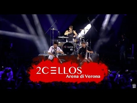 2CELLOS - The Trooper Overture