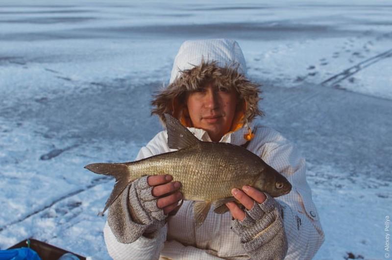 видео с клубом рыбаков
