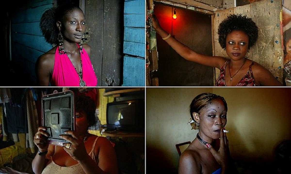 проститутки в лагосе