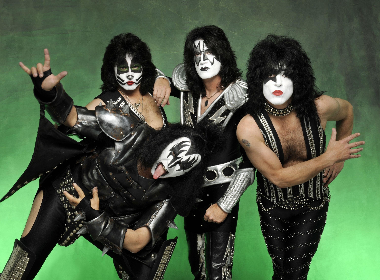 Картинка про рок группы