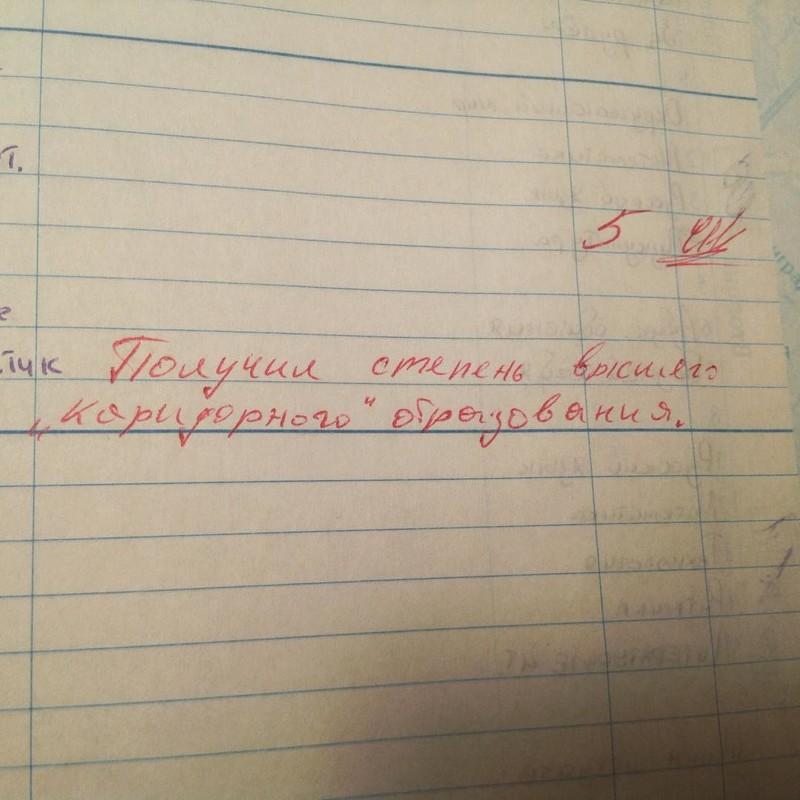 Дополнительное образование не повредит дневник, прикол, школа, школьный дневник, юмор