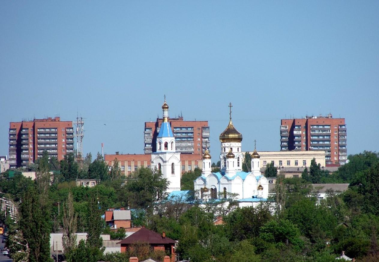 фото город шахты ростовской области такая конструкция