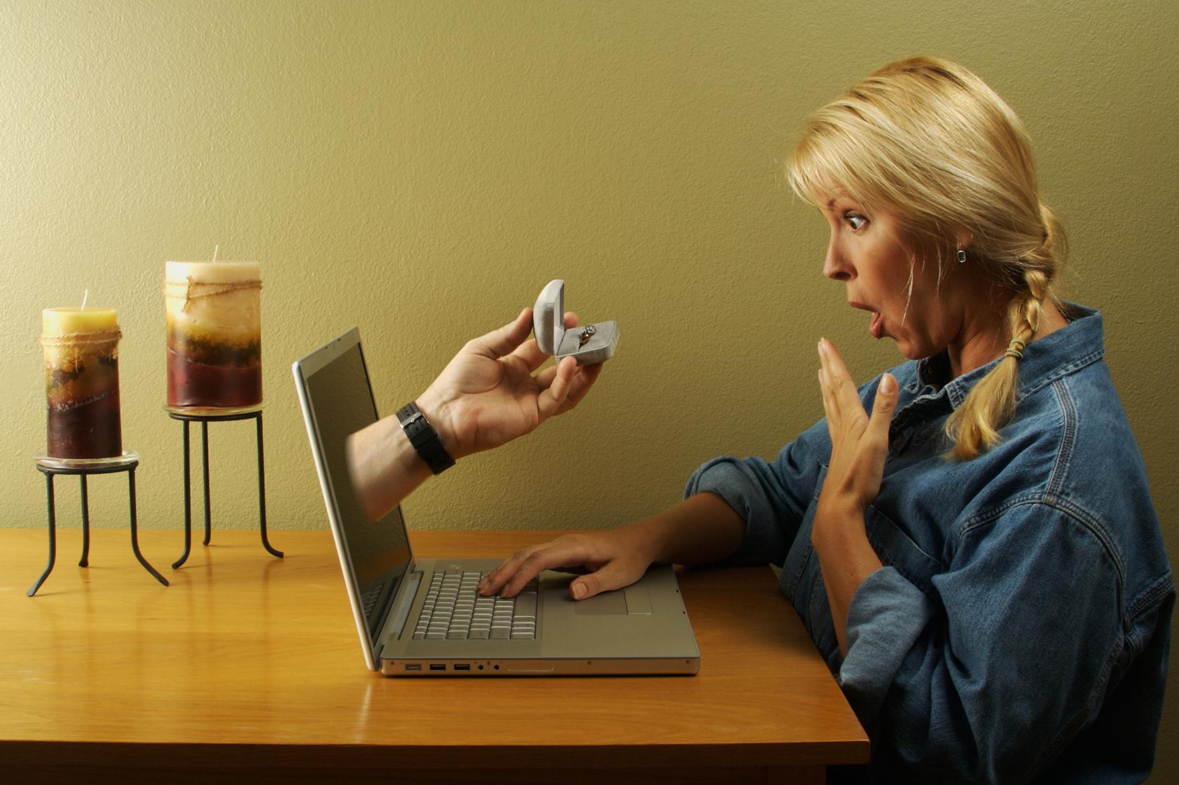 как развести на деньги через знакомство в интернете