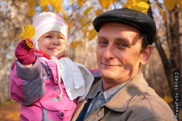 Внучка любит деда видео