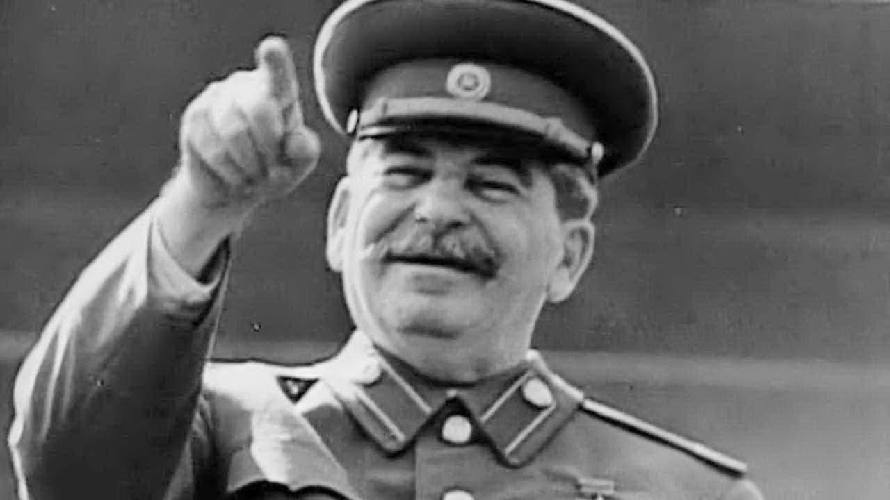 Редкие фотографии Сталина (20 фото)