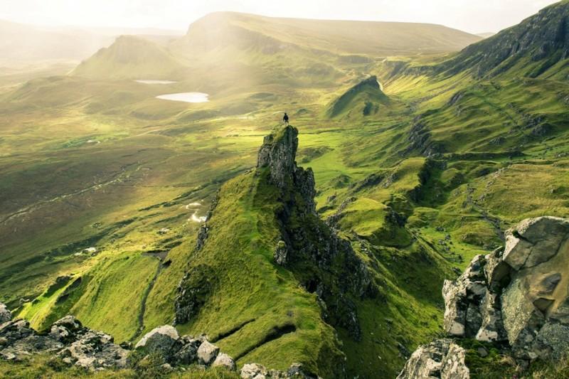 Остров Скай, Шотландия дух, захватывает, красота