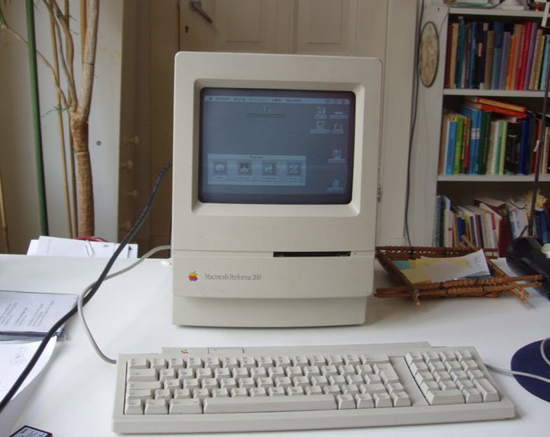 15. Macintosh Performa x200 Series apple, провал, устройство
