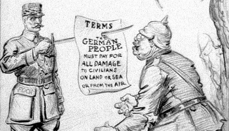 the economic devastation the world war i brought on germany This is one of the most complete reports on the bombing of civilians in world war ii.