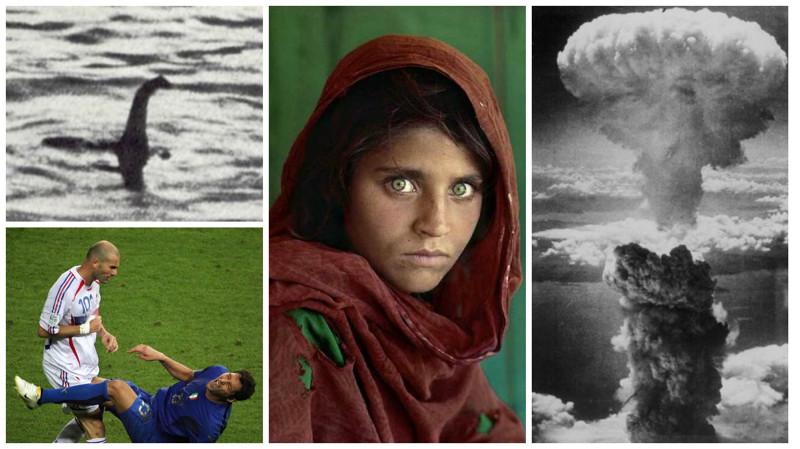 сто фотографий изменивших мир