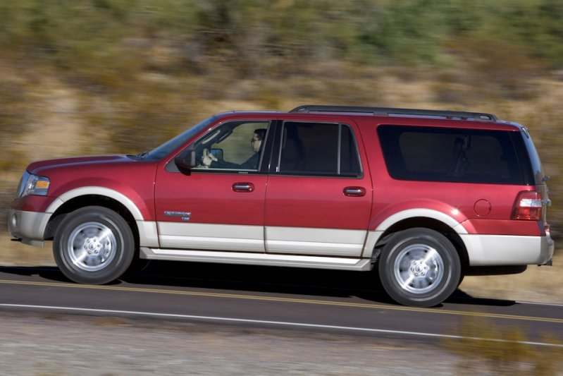 Ford Expedition EL 2007 dytljhj;ybr, expedition, ford
