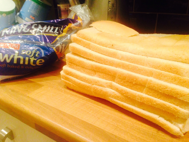 11. Нарезка хлеба мир, странность, фотографиями