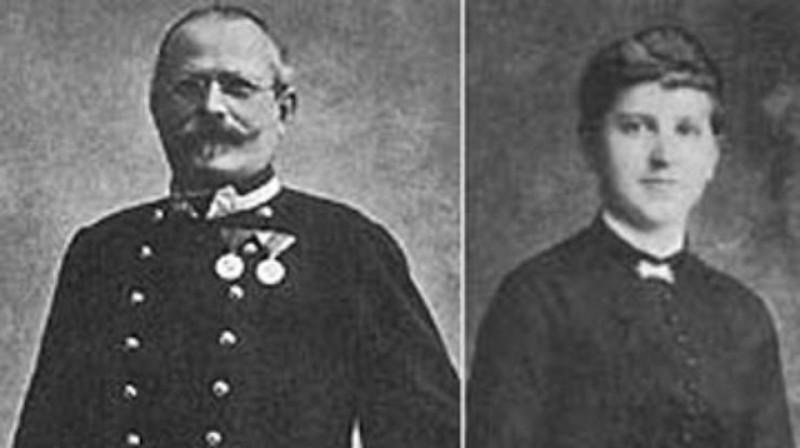 1 9368296 - Кем были родители великих людей и знаменитостей