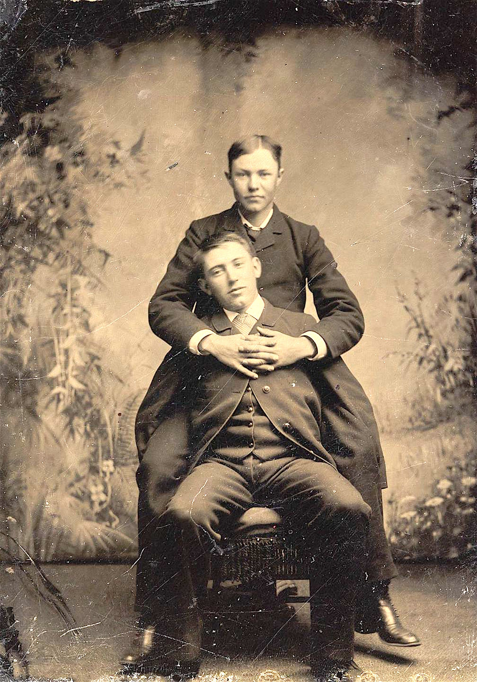силикона работы фотографов викторианской эпохи если это серьез