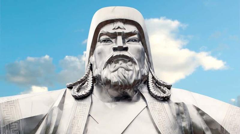 13. Чингисхан – не настоящее имя хана Чингисхан, история, факт