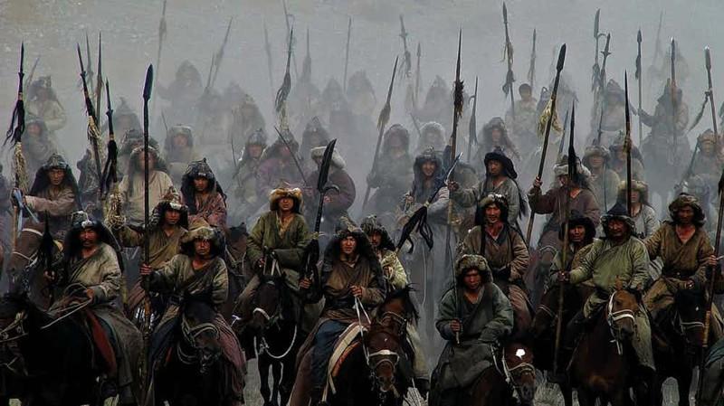 5. Геноцид иранцев  Чингисхан, история, факт