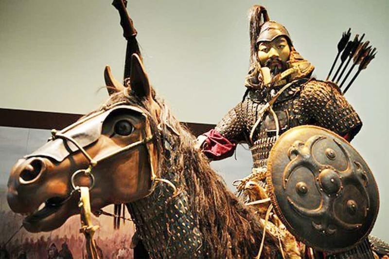 9. Обращал врагов в своих последователей  Чингисхан, история, факт