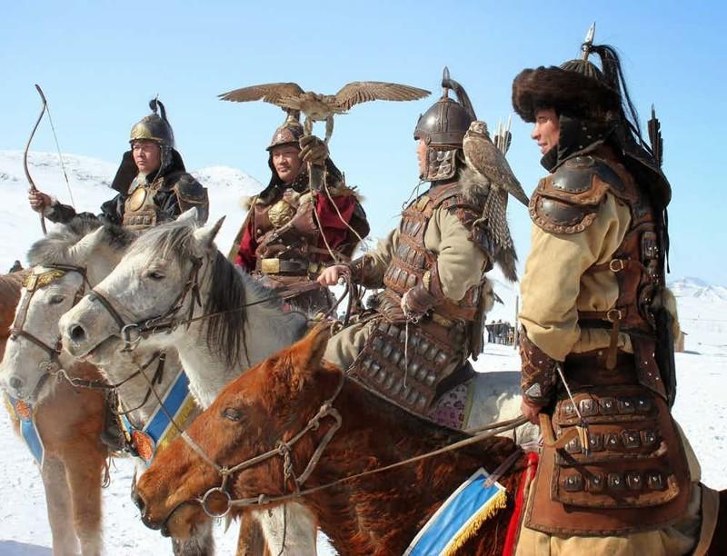 7. Многодетный отец Чингисхан, история, факт