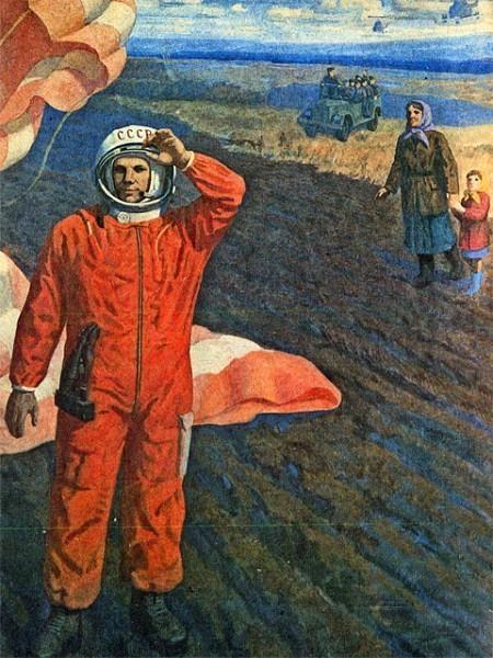 Сегодня день рождения Юрия Гагарина. Редкие фото и биография гагарин, история, фото