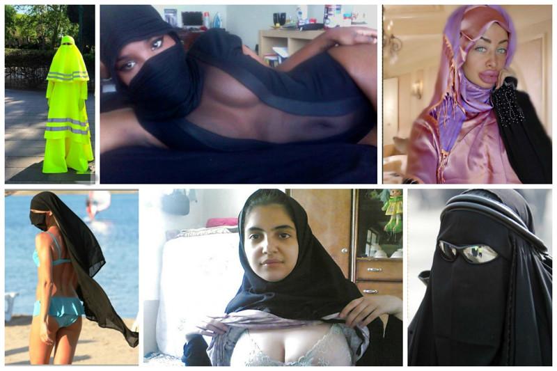 Снимает ли мусульманка паранджу в вовремя секса
