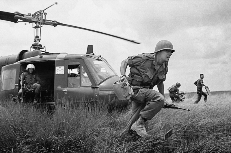 the hollywood image of of the military in regards to the vietnam war Ken burns: a good deal of the african americans saw the military as a way out of poverty—a job and steady pay iconic and unseen war photos from vietnam and.