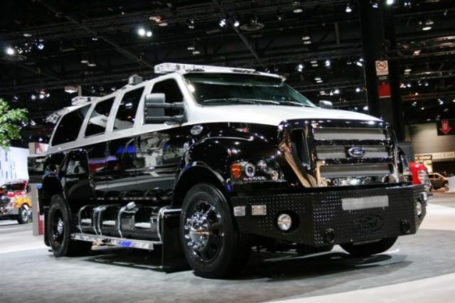 джип ford f650