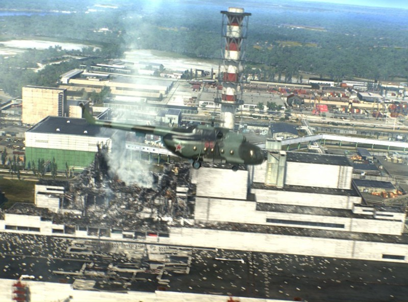 a history of soviets union chernobyl nuclear plant meltdown in 986