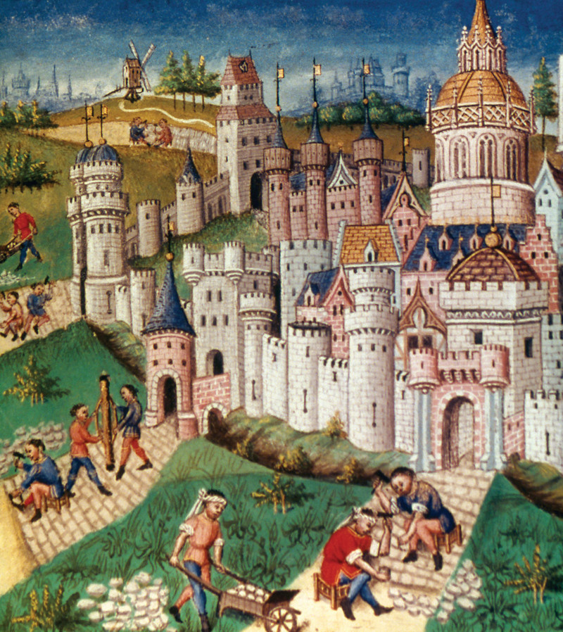 medieval europe's influence on the renaissance Medieval and renaissance are two different periods in the world history between which we can see an enormous difference in art, music, fashion, architecture, etc • as church had an upper hand in deciding every factor during the medieval era, art was also influenced very much by the church.