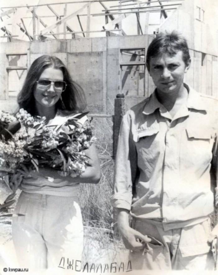 ИРИНА АЛФЕРОВА В АФГАНИСТАНЕ Ирина Алферова, афганистан