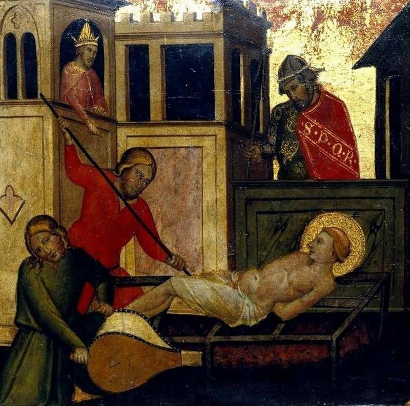 Сексуально извращенными пытками
