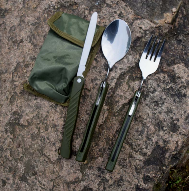 "<p><a href=""https://ru.aliexpress.com/item/Tableware-Troops-Marching-Folding-Knife-And-Fork-Spoon-Portable-Multifunctional-Outdoor-Camping-Trip-Three-Piece-Cutlery/32314937433.html"">Набор посуды</a></p> Ali-Express, кемпинг, поход"