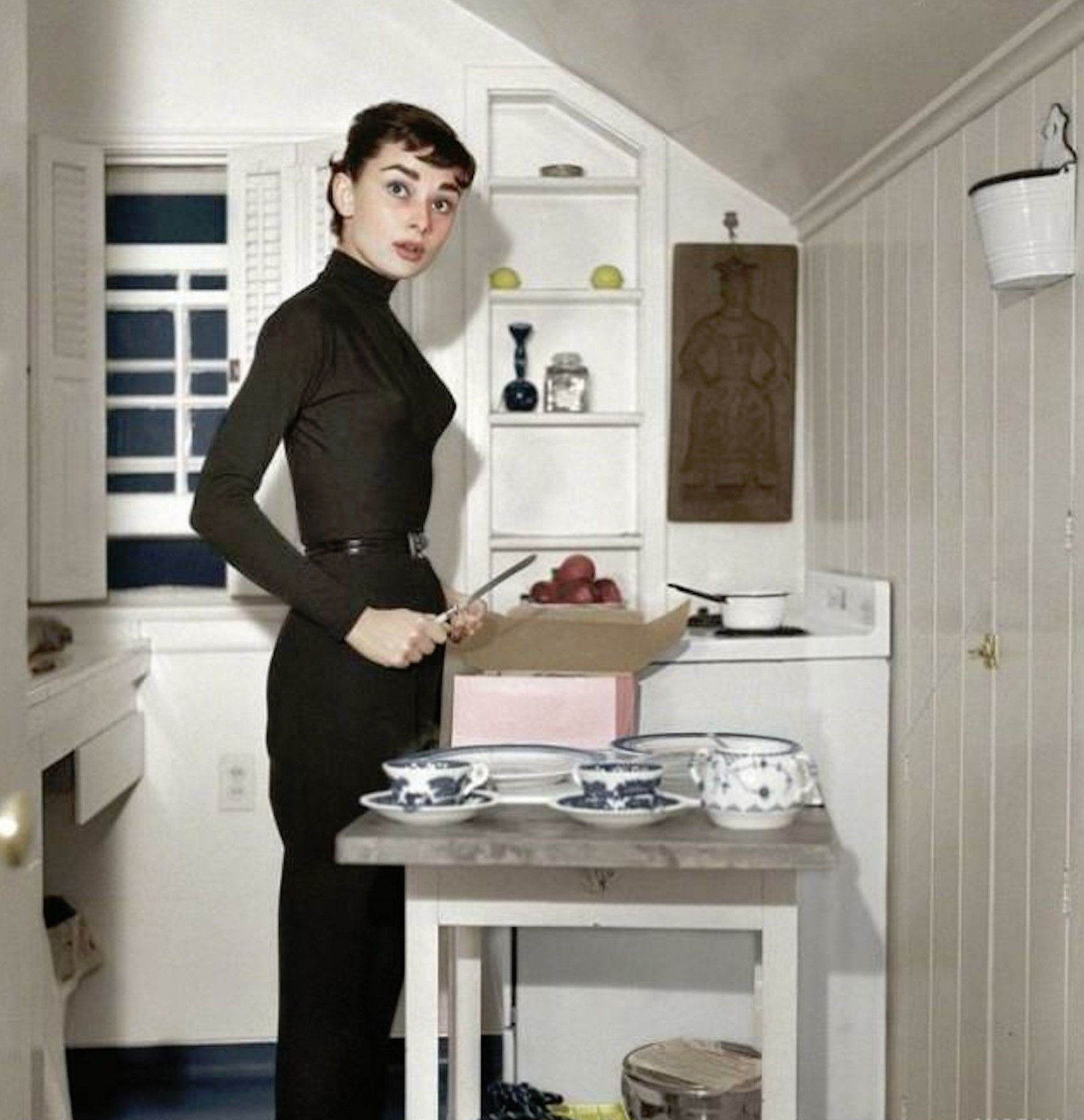 71b5d168068 All about Audrey Hepburn The Home Cook The History Kitchen Pbs Food ...