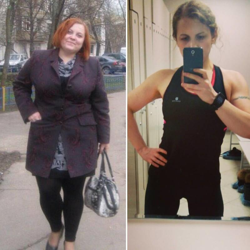 История Похудения Женщины. 17 реальных историй фантастического похудения с фото до и после