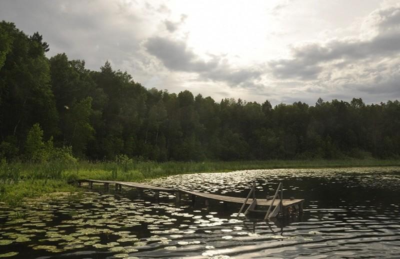 Загадки и тайны «Пяти озёр» Омской области