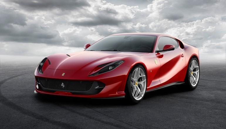 Ferrari 821 Superfast